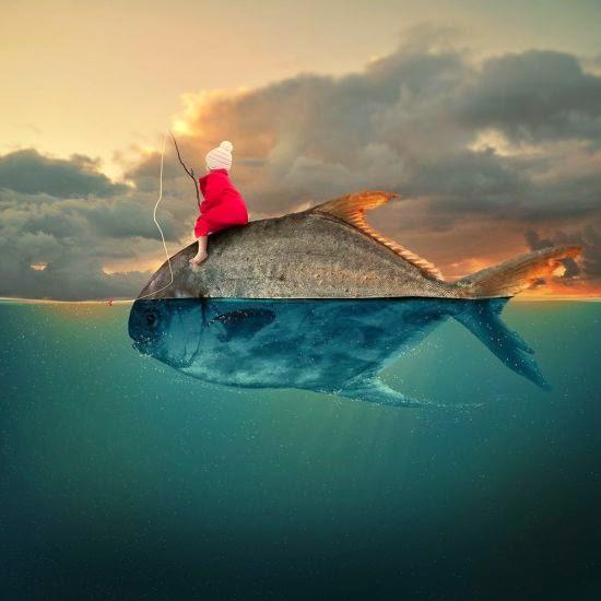 Caras Ionut fotografia photoshop foto-manipulação onírico sonhos surreal