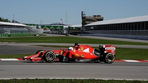 Gran Premio de Canadá 2015 Fórmula 1