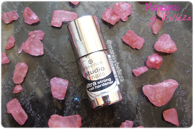 Review Ultra strong nail hardener Ultra Endurecedor de uñas de Essence Studio nails