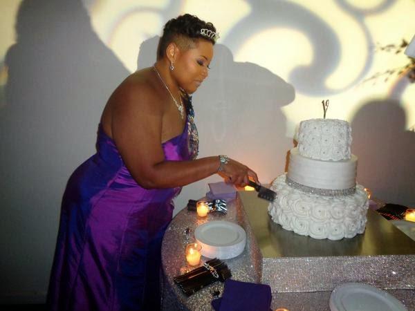 self wedding ceremony