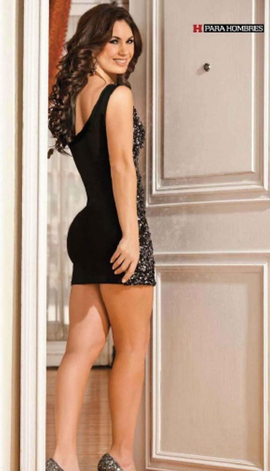 Paola Toyos en H para Hombres Mayo 2012 ~ Las fotos y vídeos mas ...