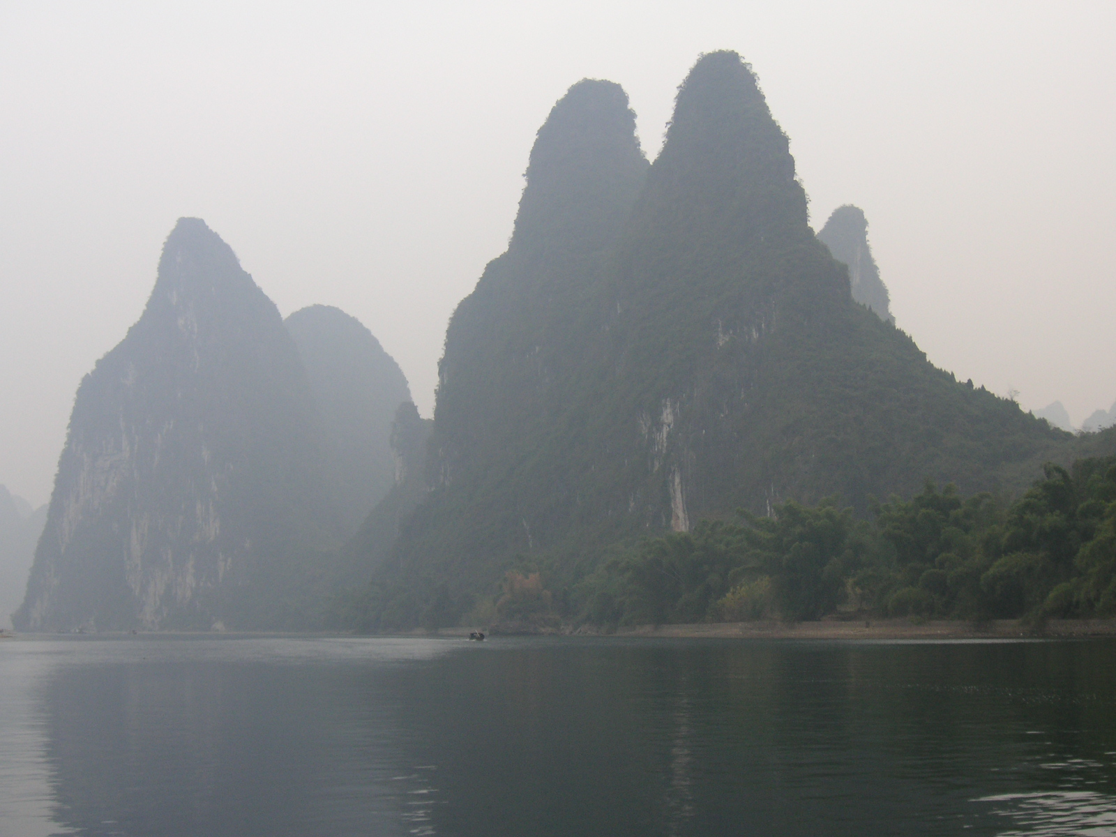 2006, Guangxi (China)