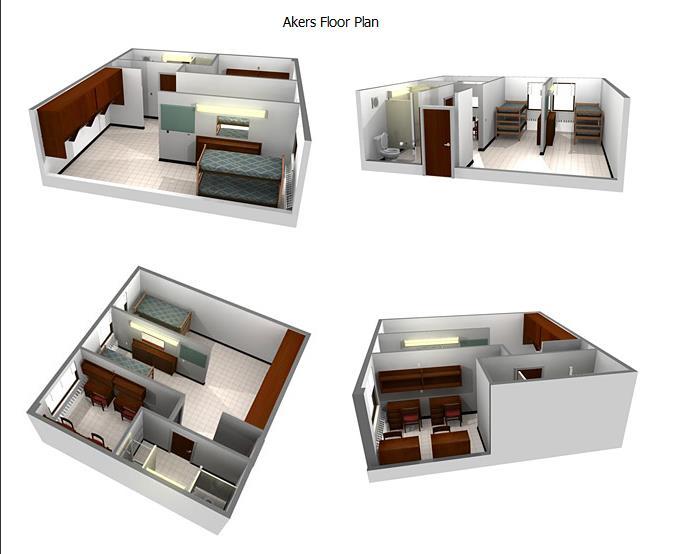 Van Dorm Room