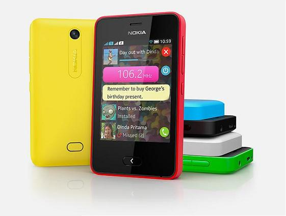 Nokia Asha 501 - Price, Features and Specifications