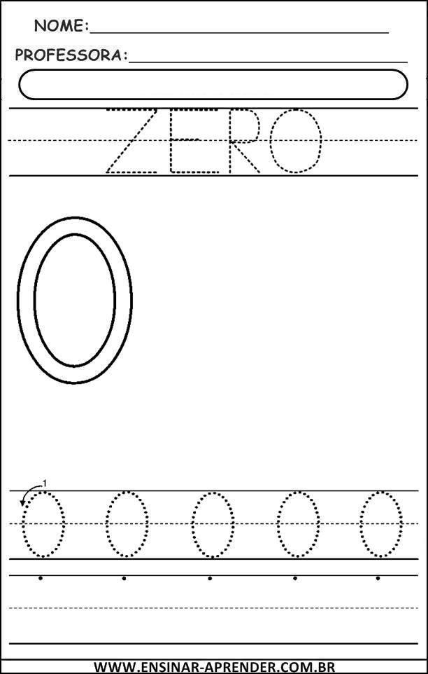 Muito Números e Numerais | Cantinho do Educador Infantil AK29