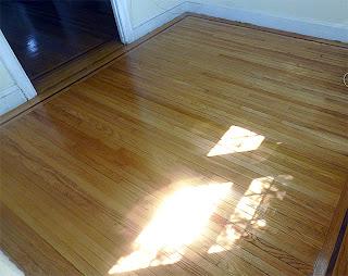 Wood Floor Sanding NY