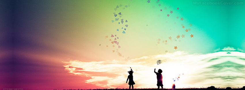 Young Love Facebook Covers