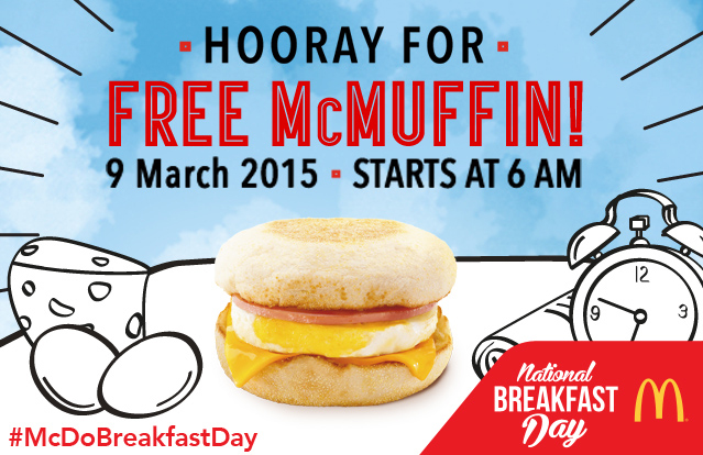 National Breakfast Day 2015