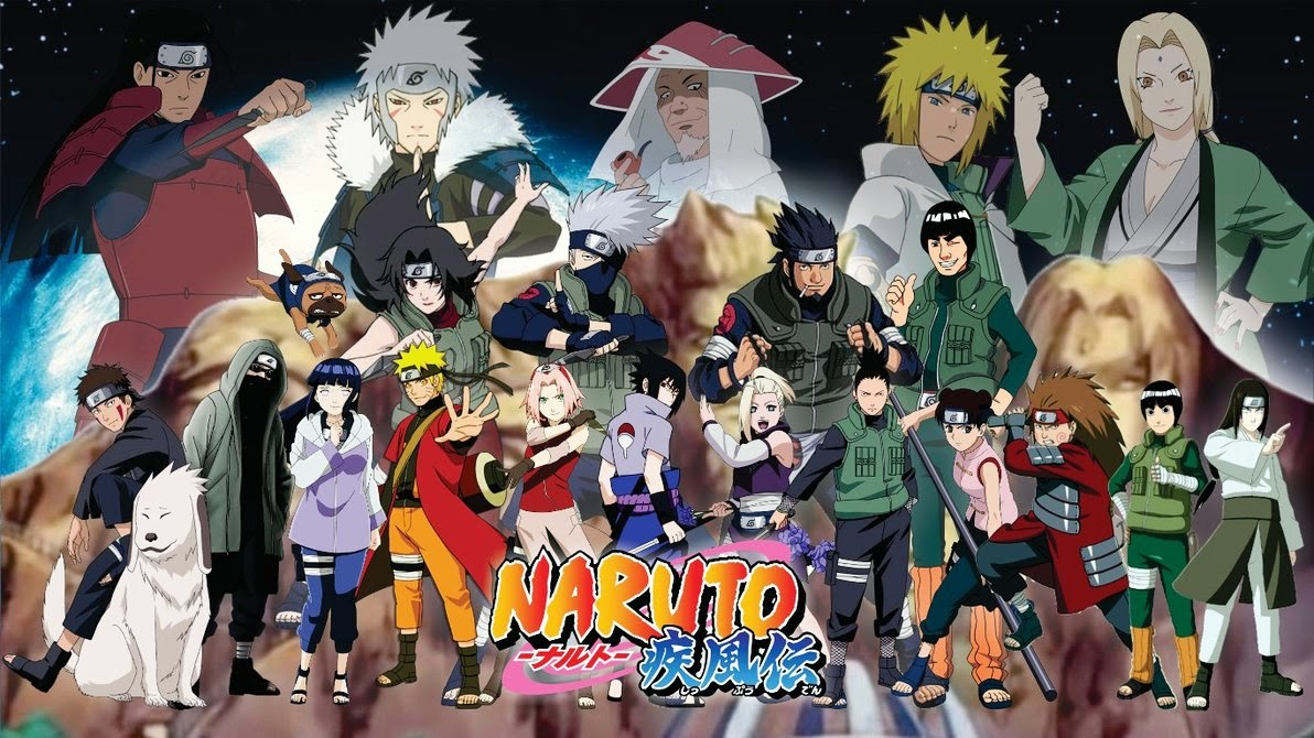 Manga Series Naruto Sudah Berakhir