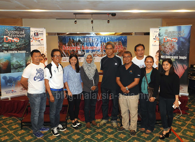 Sarawak Tourism Dive Expo