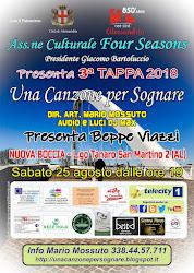 3^TAPPA - SABATO 25 AGOSTO -NUOVA BOCCIA - L.GO TANARO SAN MARTINO 2 ALESSANDRIA
