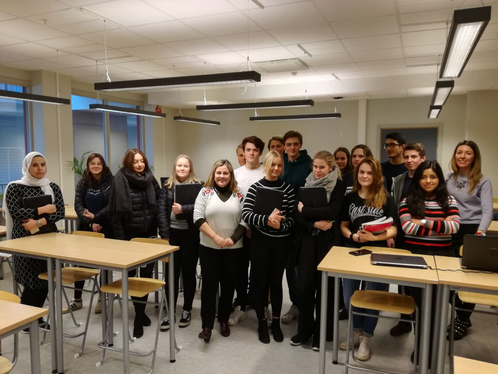 JOB SHADOWING EN VIMMERBY (Suecia)