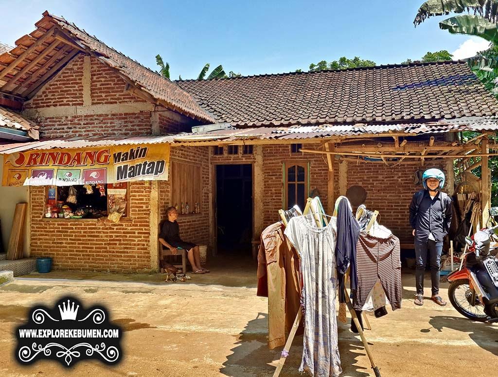 Warung Curug Bonosari Sempor Kebumen