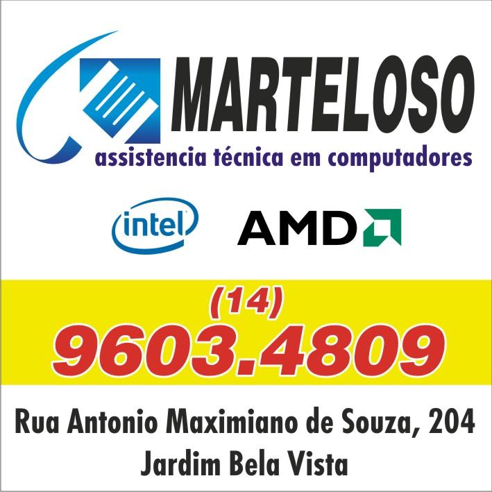 MARTELOSO ASSISTENCI TÈCNICA EM COMPUTADORES