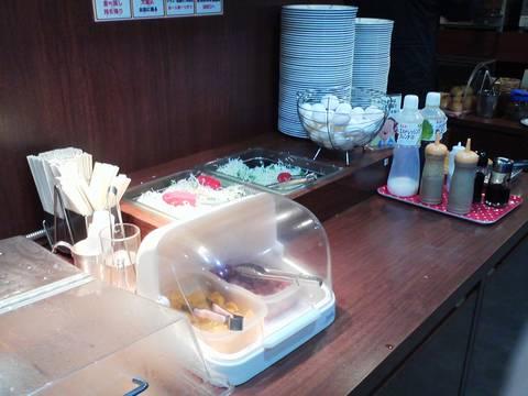 バイキングコーナー(惣菜2) ビィドリーム港店