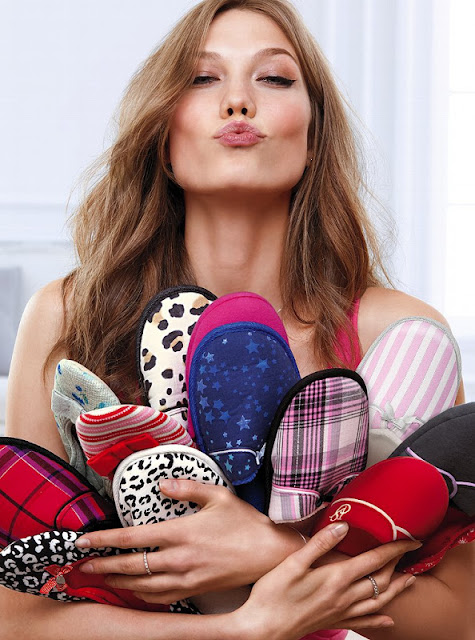 Model Karlie Kloss