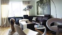 diseño apartamento elegante moderno