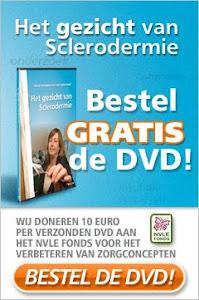 """KLIK OP DE FOTO VOOR DE HELE DOCUMENTAIRE OF BESTELLEN VAN DE DVD """"HET GEZICHT VAN SCLERODERMIE"""""""