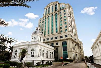 hotel grand aston city hall medan sumatera utara