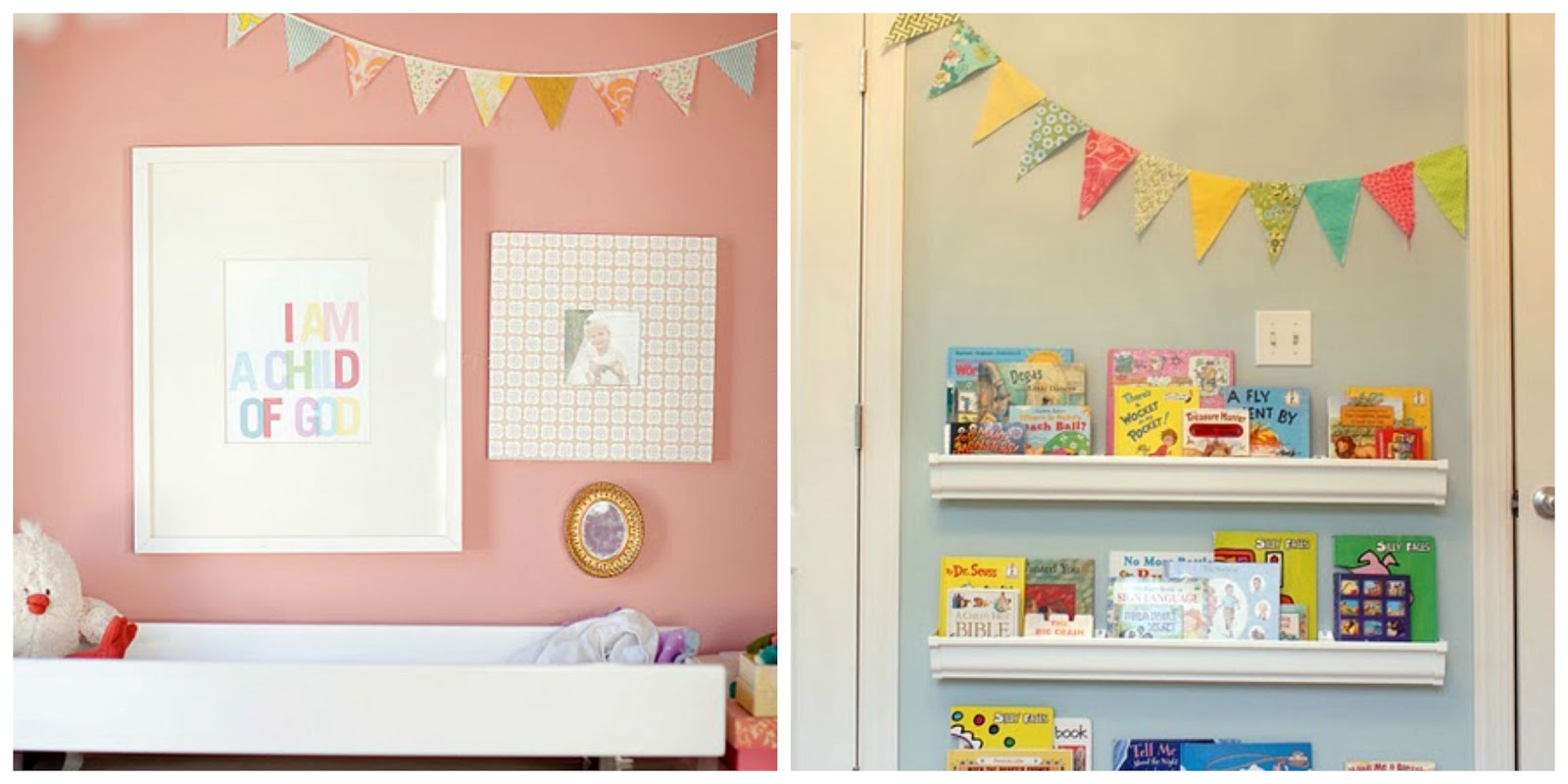 Decoracion infantil kids decor m s alla del rosa o azul - Ideas decoracion habitacion infantil ...