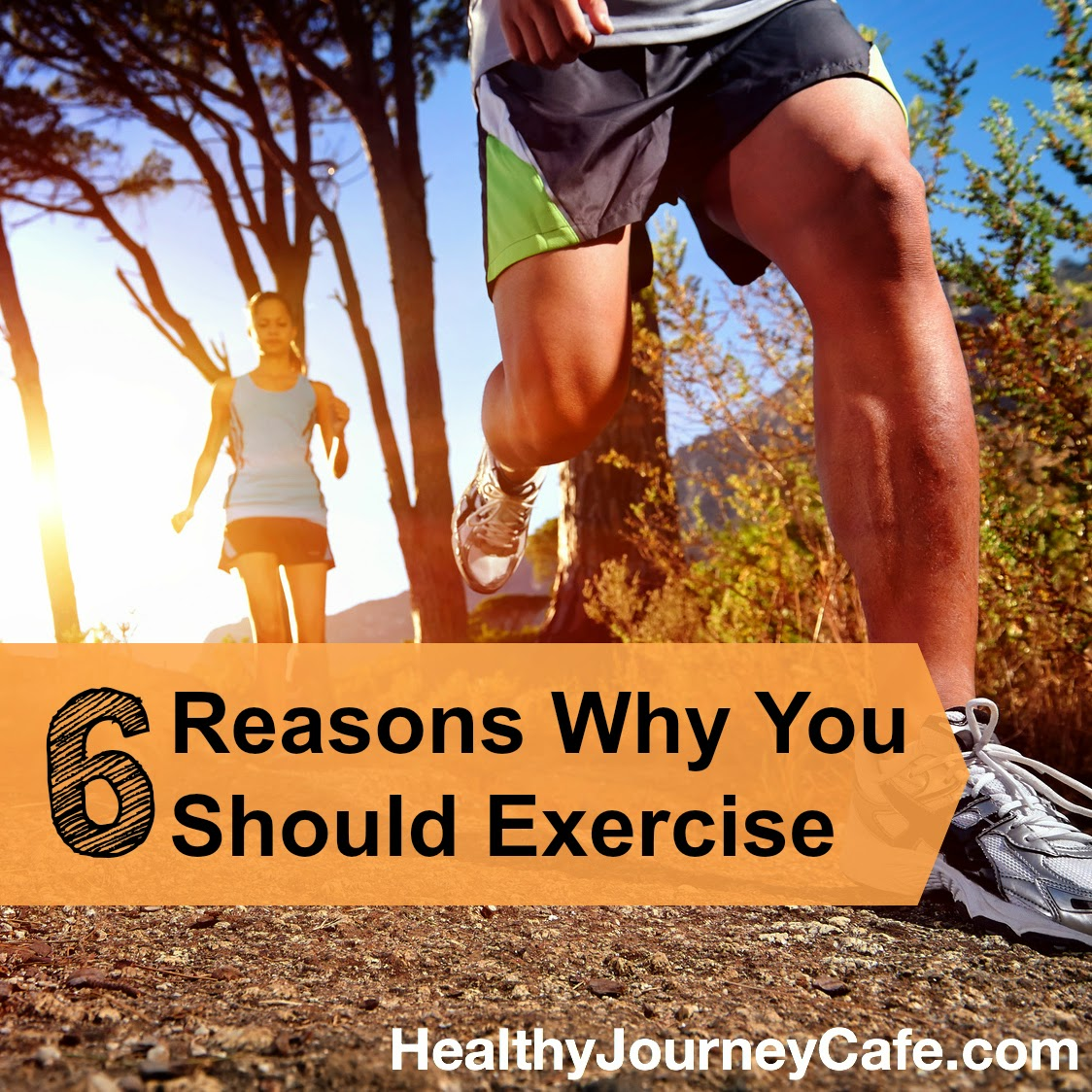 6 Reasons Why You Should Exercise