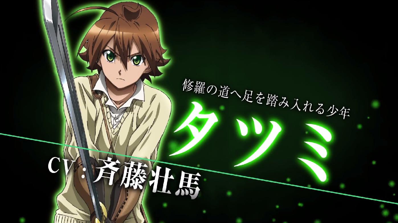 Anime Yang Bergenre Action Terbaik Akame Ga Kill