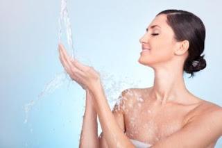 Hard Water damages Hair