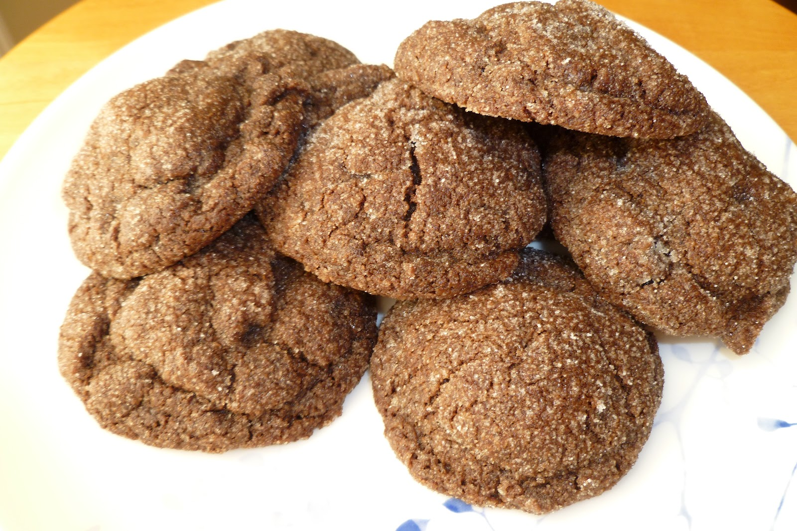 The Pastry Chef's Baking: Chocolate Sugar Cookies