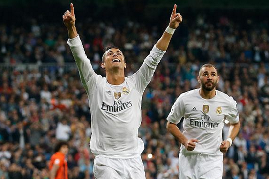Real Madrid 4 x 0 Shakhtar Donetsk - Grupo A / Champions League 2015/16