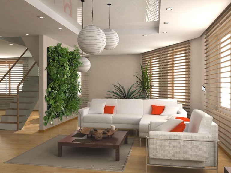 Doos interiorismo jardines verticales en interior for Jardines verticales interior