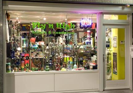 tienda de cannabis