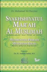 membentuk pribadi muslimah ideal syakhsiyah maratul muslimah rumah buku iqro toko buku online buku islam