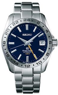 Montre Grand Seiko GMT référence SBGM029