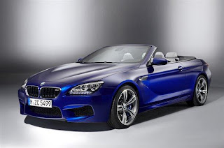 NEW BMW M6 OPEN TOP