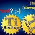 Menggunakan Titanium Backup untuk Backup dan Restore APK
