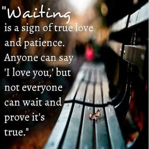 Love Patience Quotes