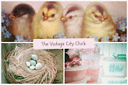 The Vintage City Chick