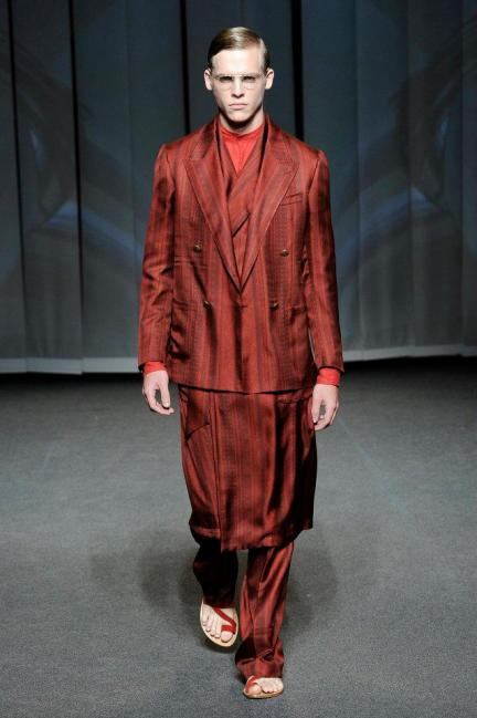 Etro Spring-Summer 2013 Menswear Photo 8