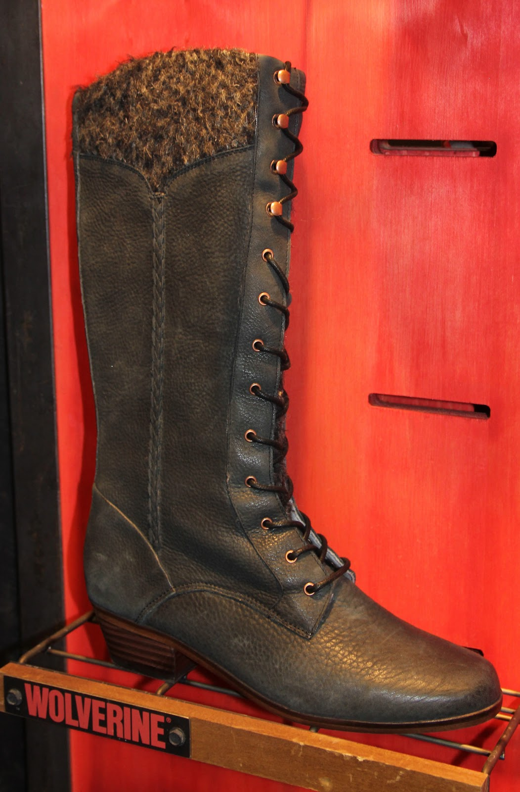 Historically a work/outdoor brand, Wolverine shoes/boots are seriously  perused by those wanting high-end kicks- with its vintage flavored 1000  Mile Rockford ...
