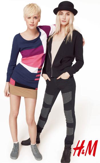 colección otoño 2011 H&M