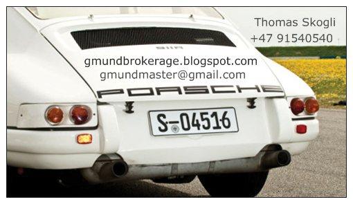 Porsche Consultant