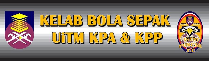 KELAB BOLA SEPAK UiTM KPA & KPP