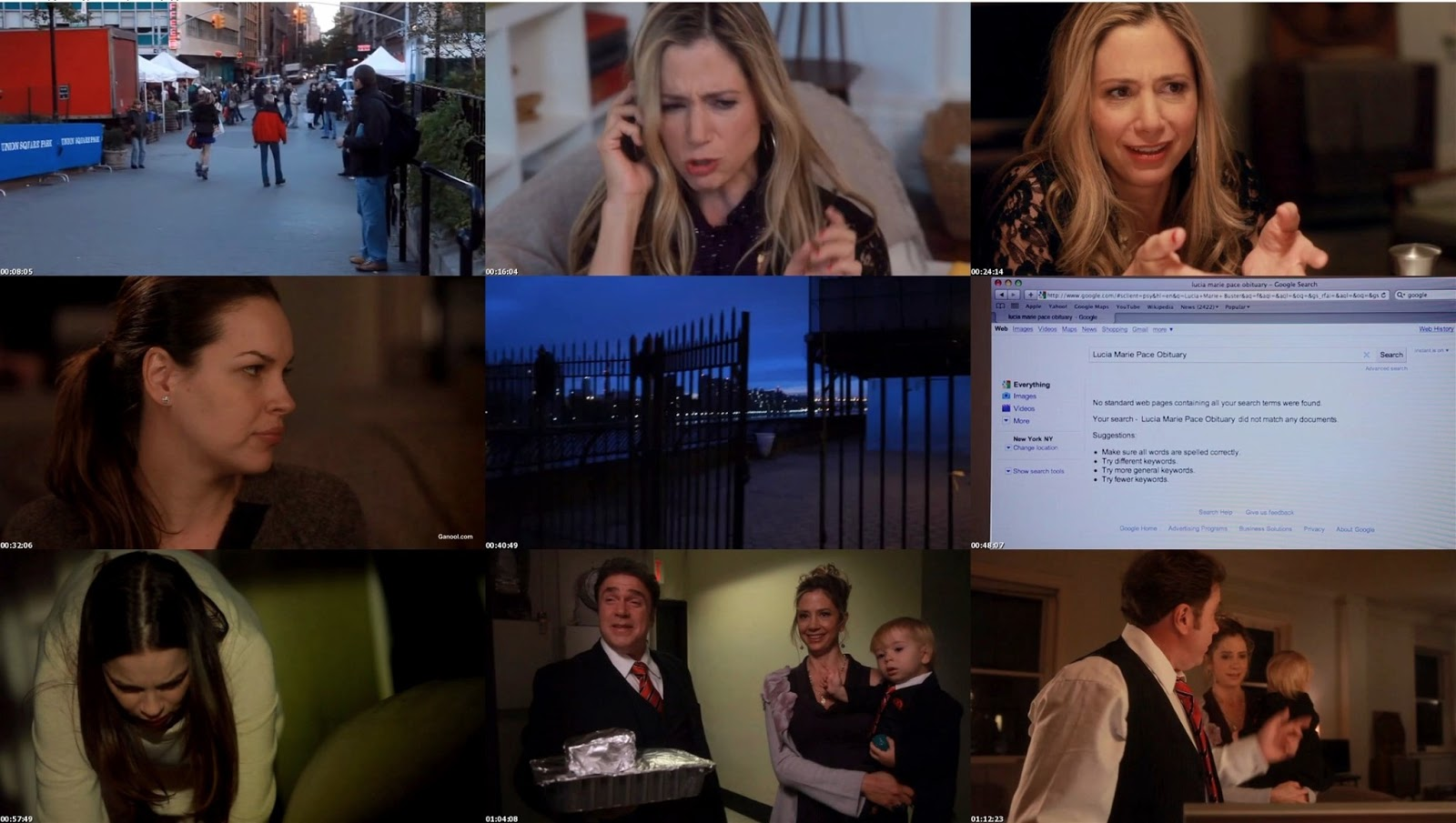movie screenshot of Union Square fdmovie.com