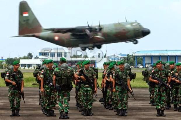 Presiden Harapkan TNI Bangun Pertahanan Smart Power