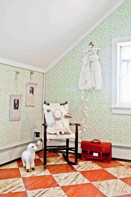 Dekoracje pokoju dziecinnego