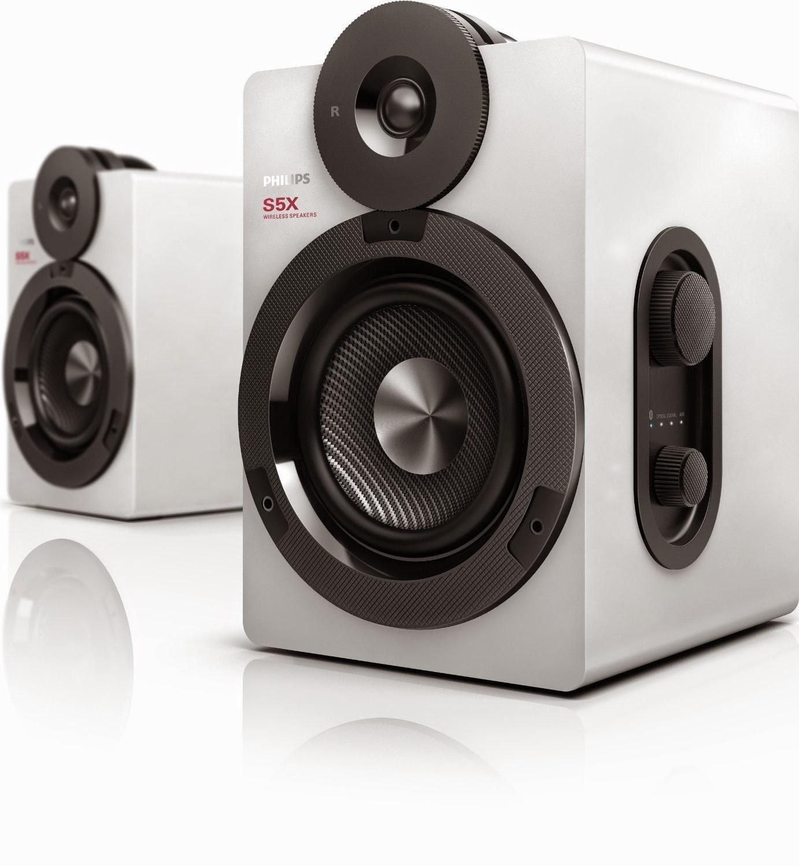 philips bluetooth speaker philips bluetooth speaker s5x. Black Bedroom Furniture Sets. Home Design Ideas