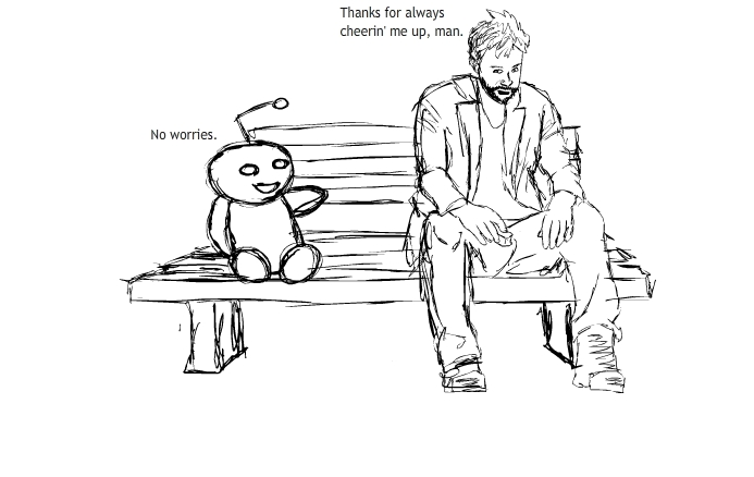 sad keanu and reddit