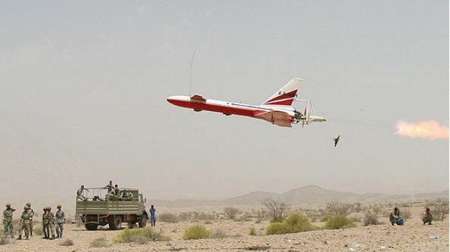l'industrie militaire iranienne Iran+drone
