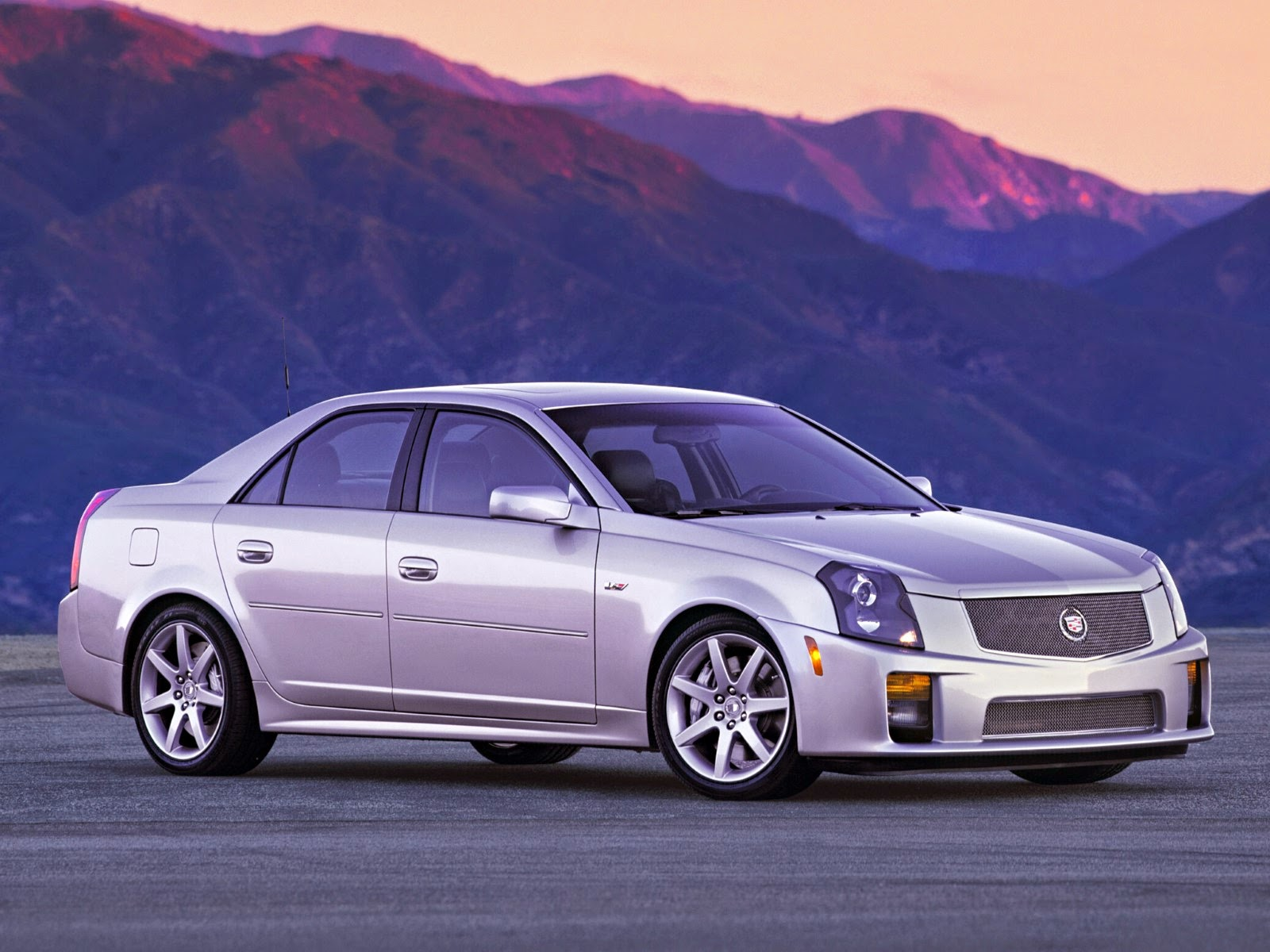 First Generation CTS V