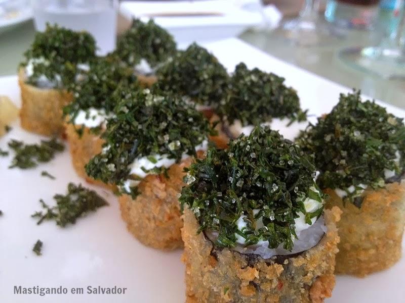 Soho Restaurante: Sake Couve